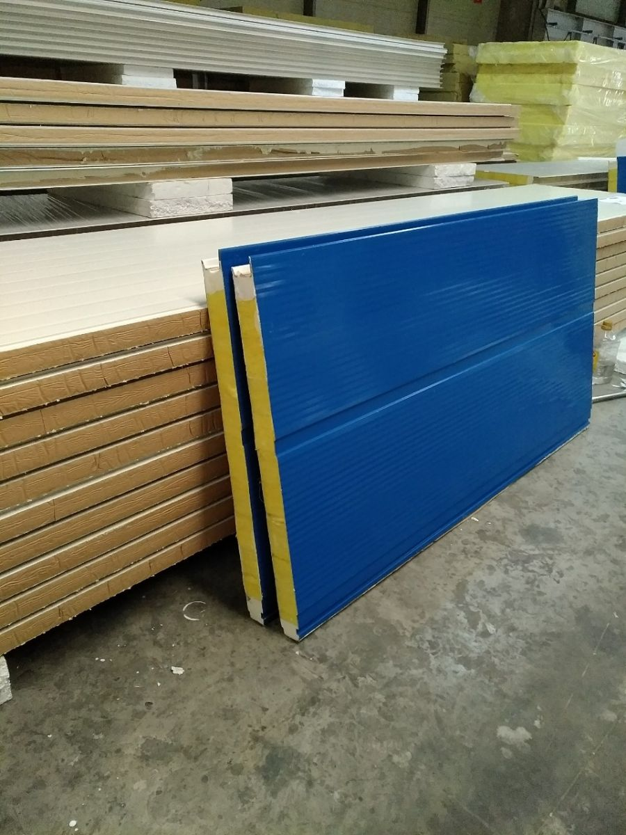 RockWool Panel & GlassWool Panel